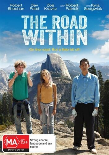 1 of 1 - The Road Within (DVD, 2015) NEW SEALED