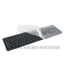 New Microsoft Wireless Desktop 3000 Clear Keyboard Cover Skin - High Quality