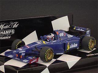 Formule 1 Ligier JS41 Mugen Honda pilote Suzuki 1995 (430950025) 1 43 Minichamps