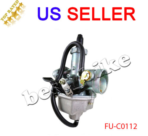 Carb PZ26 Carburetor 26mm ATV Dirt Pit Bike Gy6 150cc ATV Quad Go Kart Buggy