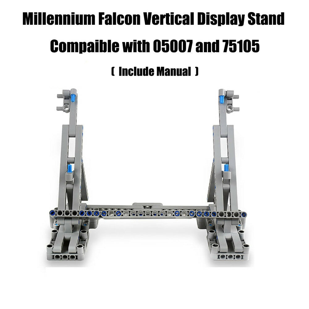 greenical Display Stand For Millennium Falcon Compatible Ultimate 05132 75192