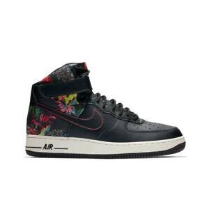 Details about Nike Air Force 1 High '07 LV8 (BlackBlack Red Orbit Sum) Men's Shoes CI2304 001
