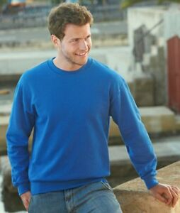 Sweat-Shirt-Fruit-of-the-Loom-Premium-Set-In-Sweat-62-154-0