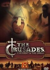 The Crusades: Crescent  the Cross (DVD, 2005, 2-Disc Set)