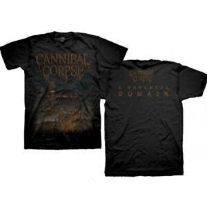 Cannibal-Corpse-Skeletal-Domain-Shirt-S-M-L-XL-Death-Metal-Tshirt-Officl-T-Shirt