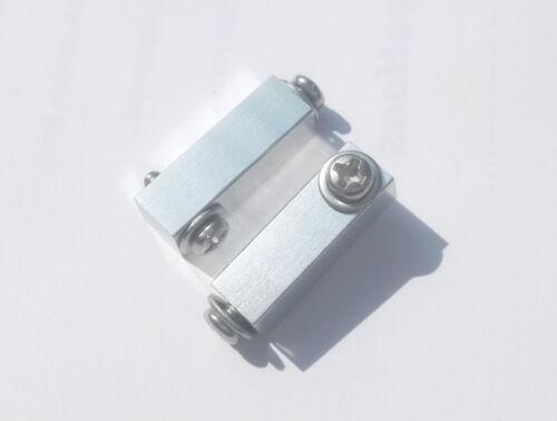 Alloy servo mount for tamiya M03 WR02 TL01 WT01 wild willy 2 twin detonator GF01