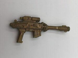 GI Joe Tiger Force Sgt Stalker V 3 2003 Gold Gun Parts To Complete Action Figure