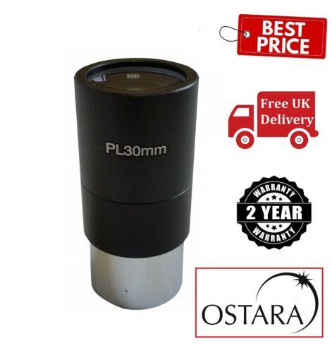"Ostara 1.25"" HR 30mm Plossl Eyepieces 333923 UK Stock"