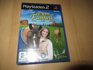 PLAYSTATION-2-PS2-JUEGO-Pippa-Funnel-Take-the-Reins-Nuevo-y-Sellado-Pal