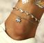 81 Styles Women Ankle Bracelet Anklet Foot Jewelry Chain Beach Love Heart Gifts