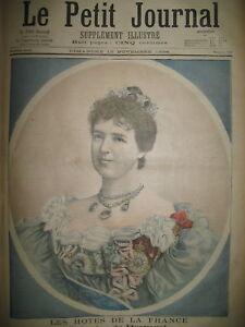 REINE-AMELIE-DU-PORTUGAL-FILLE-DU-COMTE-DE-PARIS-LE-PETIT-JOURNAL-1896