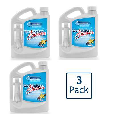 Wet And Forget Weekly Shower Cleaner 64 Fl Oz Pack Of 3 Ebay