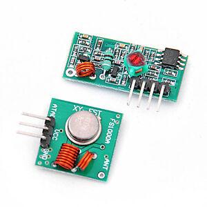 433Mhz-RF-transmitter-receiver-link-kit-for-Arduino-ARM-MC-U-remote-control-JU