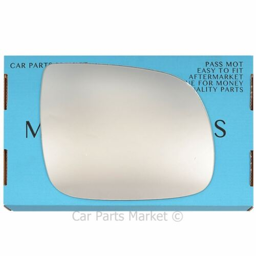 Pour Audi Q5 2008-2016 Right Driver Side Wing mirror glass