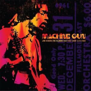 JIMI-HENDRIX-MACHINE-GUN-Fillmore-East-First-Show-CD-NEW