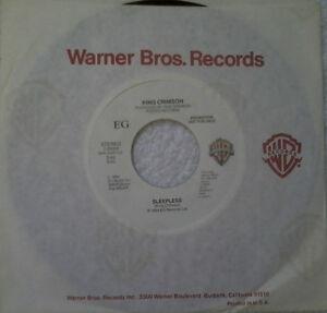 King-Crimson-1984-7-USA-Vinyl-Promo-Sleepless
