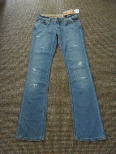 Dolce cut Taglia Boot donna da Jeans W28 di Blu l34 zecca Gabbana Strappato Nuovo pqxprS