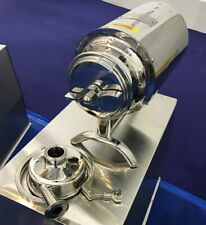 3t Food Grade Centrifugal Pump Sanitary Beverage Pump Centrifugal 304 Ss
