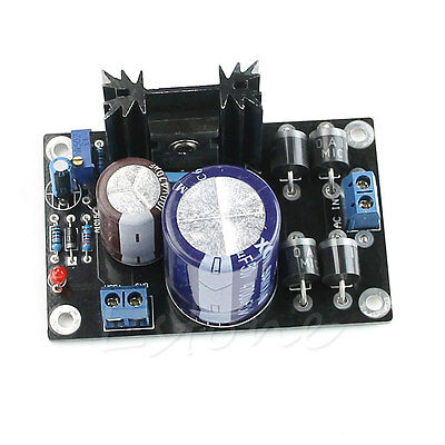 LT1083 Adjustable HIFI Line Regulated Power Supply Module One Channel Output Hot