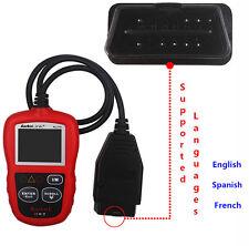 Original Autel AutoLink AL319 Auto Code Reader - Support English Spanish French