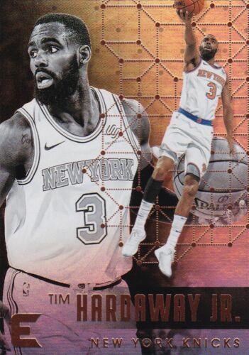 2017-18 Panini Essentials baloncesto Walker #174 Tim Hardaway Jr.