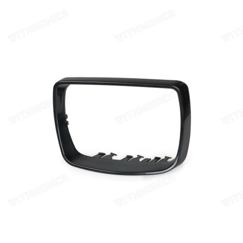 Door Mirror Cover Cap Trim Ring Fits For BMW X5 E53 51168254904 Passenger Right