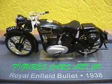 1/24 MOTO  CLASSIQUE ROYAL ENFIELD BULLET 1938 MOTORCYCLE MOTORRAD