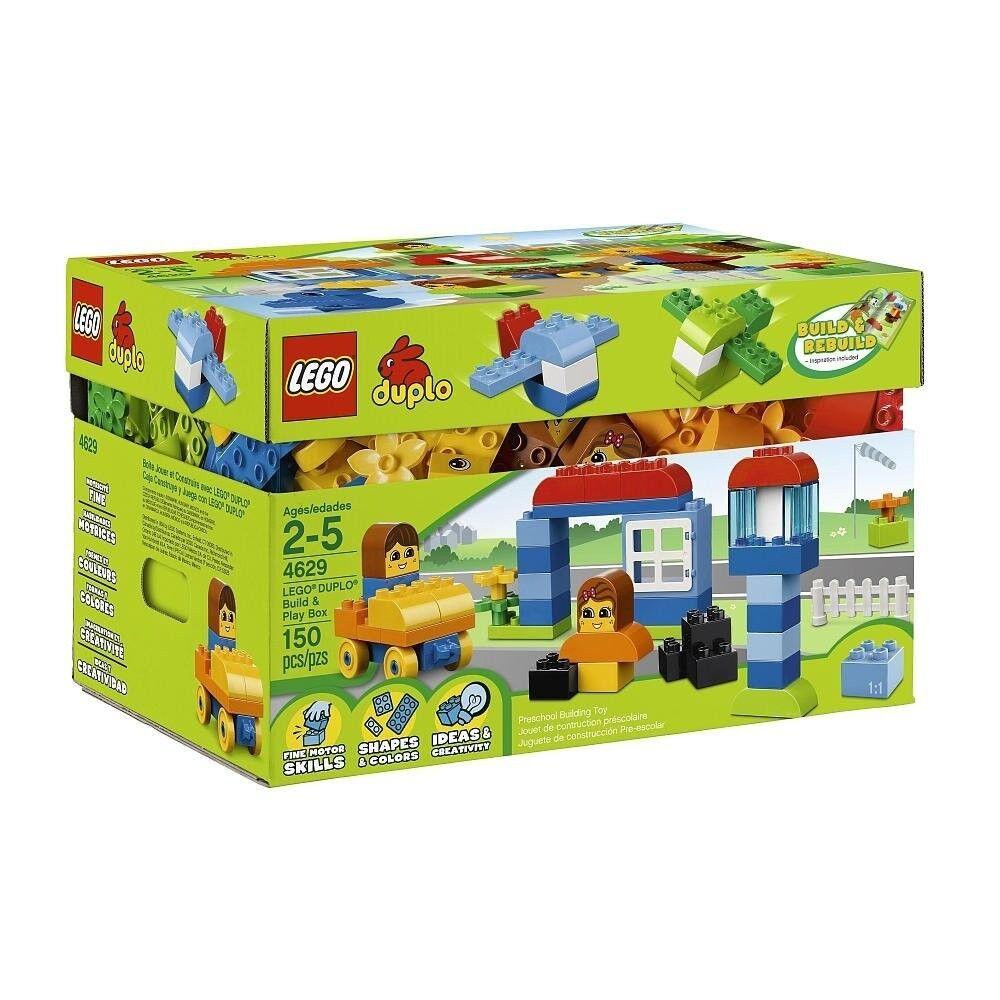 LEGO DUPLO® Build & Play scatola 4629  costruzione giocattoli For Boys & Girls NIB  shopping online e negozio di moda