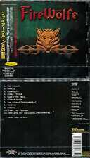 FireWölfe +1,Japan CD +obi,US Metal,Angels Of Babylon,Fifth Angel,Riot,FireWolfe
