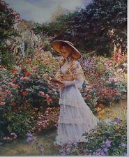 Sandra Kuck Quiet Garden, Mother's Gentle Touch, Gods Little Wonder