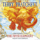 The Fifth Elephant: (Discworld Novel 24) by Terry Pratchett (CD-Audio, 2008)
