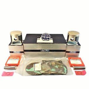Neuf-Wsm-80-40mm-Sur-Platine-Haut-Fin-Kit-1998-2005-Yamaha-800-XL-Gp-Gp-R-Xlt