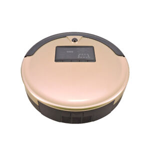 Details About Bobsweep Pethair Plus Robotic Vacuum Cleaner And Mop Champagne