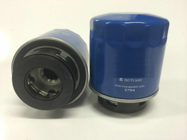 Oil Filter Suits Z794 Volkswagen Golf 1.2L TSi VI 77TSi 4Cyl CBZB MPFI 2010-