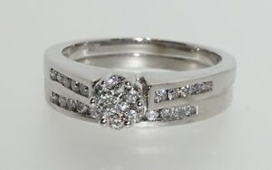 K Iks Diamond Ring