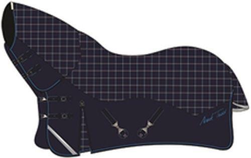 Mark Todd participación Alfombra Ligero Combo Azul Marino Beige Royal PL - 6' 6  - TOD880578