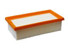 Flachfaltenfilter Faltenfilter für Kärcher NT 351 Eco profi wie 6.904-156.0 (F1)