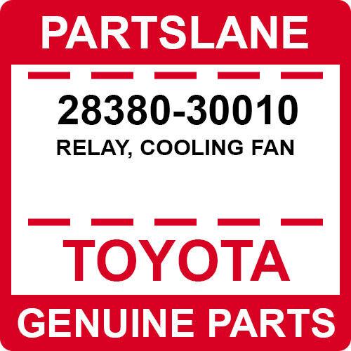 1990 - 1994 Lexus Ls400 Fuel Pump Relay Unit P 28380-30010 OEM