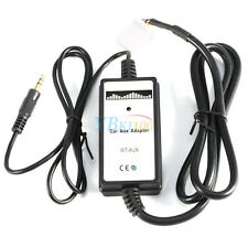 Car Auto MP3 Player Radio Interface Aux In Input Adapter For Camry Corolla Yaris