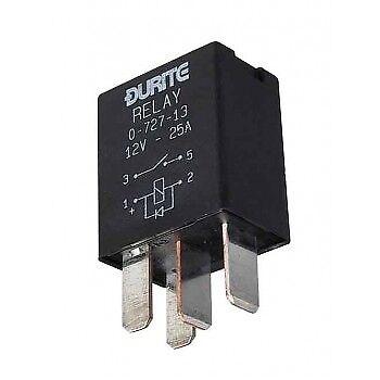 Durite-Relé Micro Hacer//Romper 10 Amp 24 V Sellado con Diodo Cd1-0-727-29