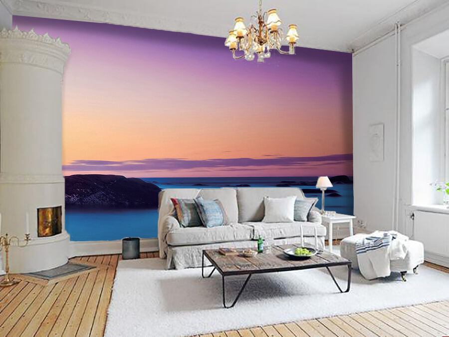 3D Water Stone view 3267 Paper Wall Print Decal Wall Wall Mural AJ WALLPAPER GB