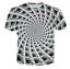 Hypnotism 3D Print Womens//Men/'s Hoodie Sweatshirt Pullover tops Jumper Plus size