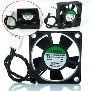 Cooling-Fan-EF35101S2-Q010-G99-DC12V-for-ASUS-TUF-SaberTooth-Z87-PC-Computer-Box
