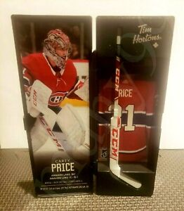 NEW-2020-CAREY-PRICE-TIM-HORTONS-LIMITED-EDITION-NHL-COLLECTIBLE-STICK-LOCKER