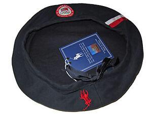 ff35a72c443b5 Ralph Lauren Polo 2012 Olympic Navy Blue Beret Official Hat Team USA ...