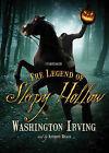 The Legend of Sleepy Hollow by Washington Irving (CD-Audio, 2010)