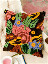 Learn Free Form Crochet Amazingly Creative Painting like Projects Pattern Book