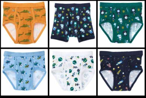 NWT Gymboree Novelty Alligator Alien Printed Boxer Briefs Underwear Boys