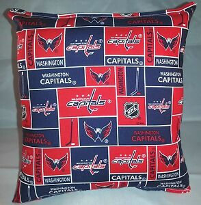 Capitals-NHL-Pillow-Washington-Capitals-Pillow-Handmade-In-USA