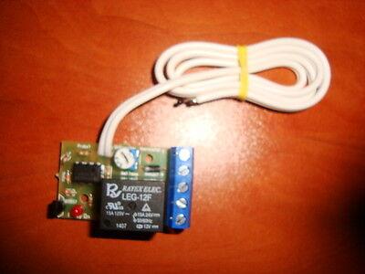 Elektronische Fan Temperaturgesteuerte Lüftersteuerung 10A 12V 20° C bis 90 ° C